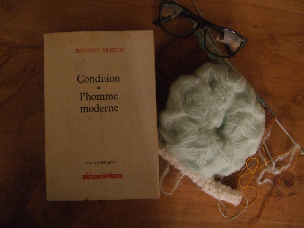condition de l homme moderne arendt fichtresque